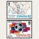 1980 España. Campeonato Mundial de Futbol España'82 (Edif.2570/7