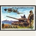 1980 España. Dia de las Fuerzas Armadas (Edif.2572) **