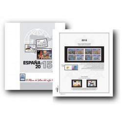 Suplemento Efilcar España 2015