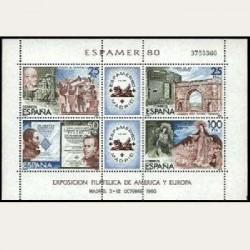 1980 España. EXPAMER'80. (Edif.2583) **