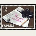 1981 España. Homenaje a la Prensa. (Edif.2610) **