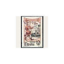 1981 España. Día del Sello. (Edif.2621) **
