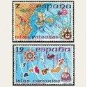 1981 España. España Insular. (Edif.2622/23) **