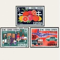 1981 España. España Exporta. (Edif.2626/28) **