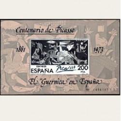 """1981 España. """"El Guernica"""" en España. (Edif.2631) **"""