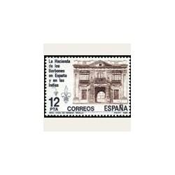1981 España. La Hacienda de los Borbones. (Edif.2642) **
