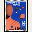 1982 España. Transplante de Órganos (Edif.2669) **