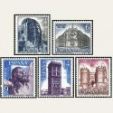 1982 España. Paisajes y Monumentos (Edif.2676/80) **