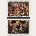 1982 España. Navidad (Edif.2681/82) **