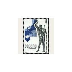 1982 España. Pablo Gargallo (Edif.2683) **