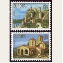 1978 Yugoslavia. Europa CEPT (Yver.1607/8) **