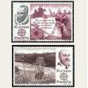 1983 Sellos de España. Europa CEPT **