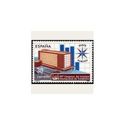 1983 Sellos de España (2718). Instituto Internacional de Estadística. **