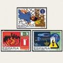 1984 España. Prevención de Accidentes Laborales (Edif.2732/34) *