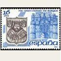 1984 España. MC Aniv. de Burgos (Edif.2743) **