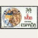 1984 España. El Hombre y la Biosfera (Edif.2748) **