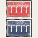1984 España. Europa CEPT (Edif.2756/57) **
