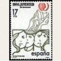 1985 España. Año de la Juventud. (Edif.2787) **