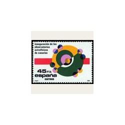 1985 España. Observatorio. (Edif.2802) **