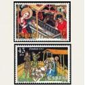 1985 España. Navidad. (Edif.2818/19) **