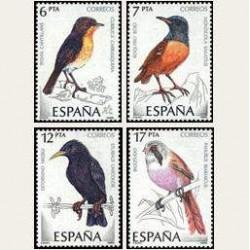 1985 España. Pájaros. (Edif.2820/23) **