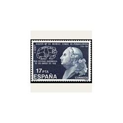 1985 España. Conde de Peñaflorida. (Edif.2824) **