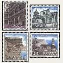 1986 España. Paisajes y Monumentos. (Edif.2835/38) **
