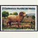 1986 España. Conferencia Mundial del Merino. (Edif.2839) **