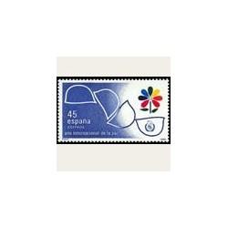 1986 España. Año Internacional de la Paz. (Edif.2844) **