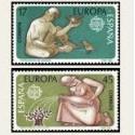 1986 España. Europa CEPT. (Edif.2847/48) **
