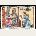 1986 España. Día del Sello. (Edif.2857) **