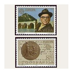 1983 Yugoslavia. Europa CEPT (Yver.1867/68) **
