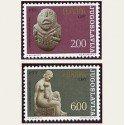 1974 Yugoslavia. Europa CEPT (Yver.1438/39) **