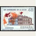 1987 España. XXV Aniv. de la OCDE. (Edif.2874) **