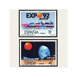 1987 España. Exposicion Universal de Sevilla. (Edif.2875/2876A)