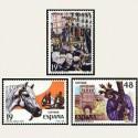1987 España. Grandes Fiestas Populares. (Edif.2897/99) **