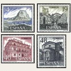 1987 España. Turismo. (Edif.2900/03) **