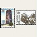 1987 España. Europa CEPT. Arquitectura (Edif.2904/05) **