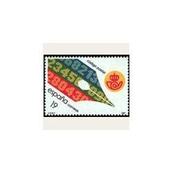 1987 España. Códgo Postal (Edif.2906) **