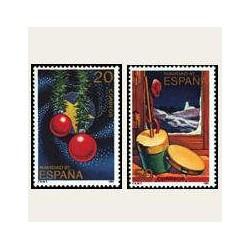 1987 España. Navidad (Edif.2925/26) **