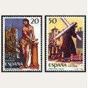 1988 España. Fiestas Populares Españolas. (Edif.2933/34) **