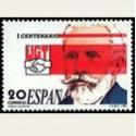 1988 España. Unión General de Trabajadores. (Edif.2948) **