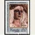 1988 España. Virgen de la Esperanza. (Edif.2954) **