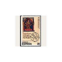 1988 España. Cortes de León. (Edif.2961) **