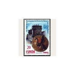 1988 España. Reconquista de Valencia por Jaime I (Edif.2967) **