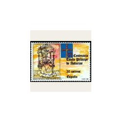 1988 España. Título Príncipe de Asturias. (Edif.2975) **