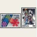 1988 España. Navidad. (Edif.2976/77) **