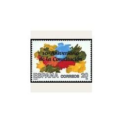 1988 España. Constitución Española. (Edif.2982) **
