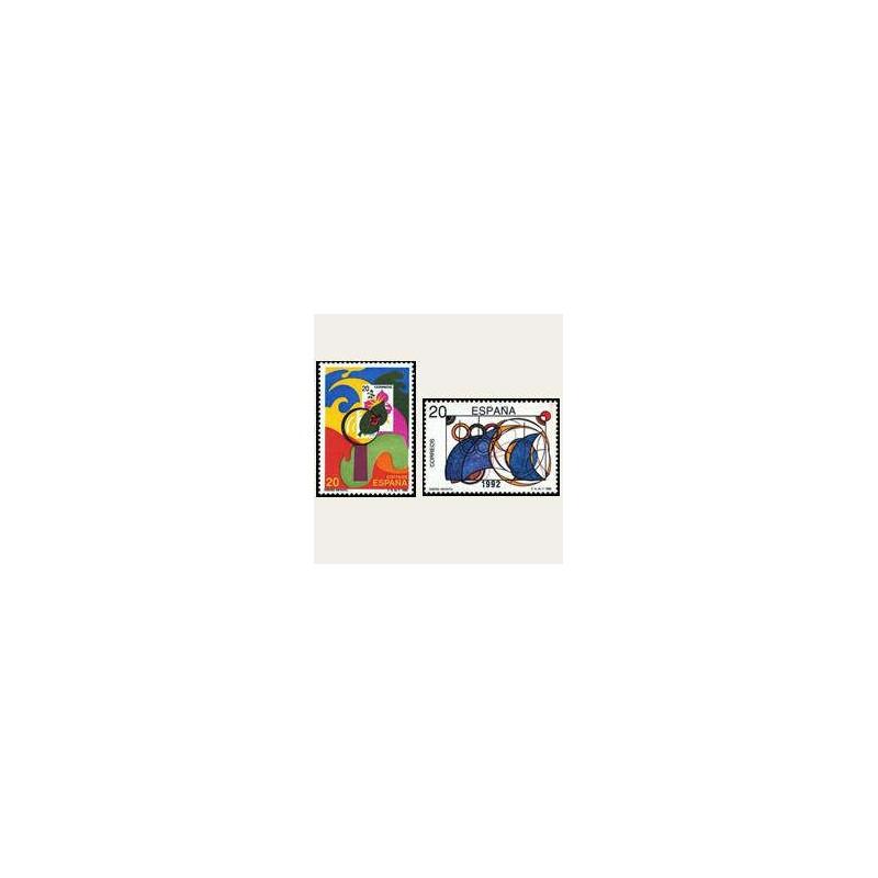 1989 España. Diseño Infantil. (Edif.2986/87) **