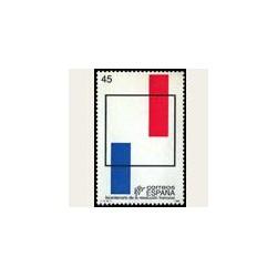 1989 España. Bicentenario de la Revolución Francesa. (Edif.2988)